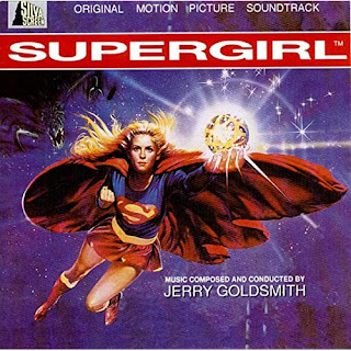 Volviendo a Supergirl, de Jerry Goldsmith