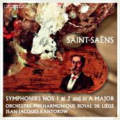 Saint-Saens: Symphonies Nos. 1 & 2 (SACD review)
