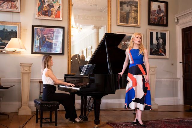 Faced with the lack of representation of their own experiences in the traditional song repertoire, soprano Samantha Crawford and pianist Lana Bode set about creating their own programme