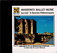 Massenet: Ballet Music (XRCD24/K2 review)