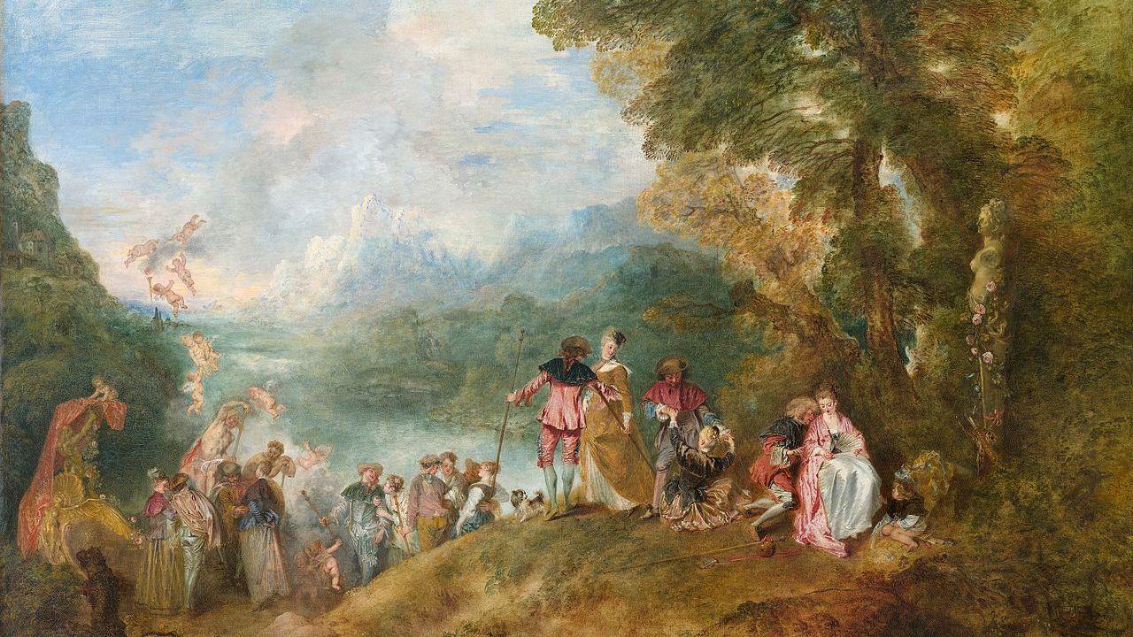 """Debussy's """"L'Isle Joyeuse,"""" Pascal Rogé"""