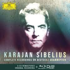 Deutsche Grammophon recupera el Sibelius de Karajan