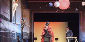 Nach fünf Jahren Sanierung: «Don Giovanni» eröffnet Gewandhaus in Zwickau