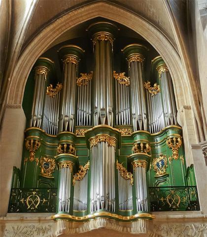 Les paradoxes de l'orgue : le mauvais répertoire pour le mauvais instrument