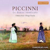 Piccinni: Le Donne Vendicate (Diego Fasolis, I Barocchisti)