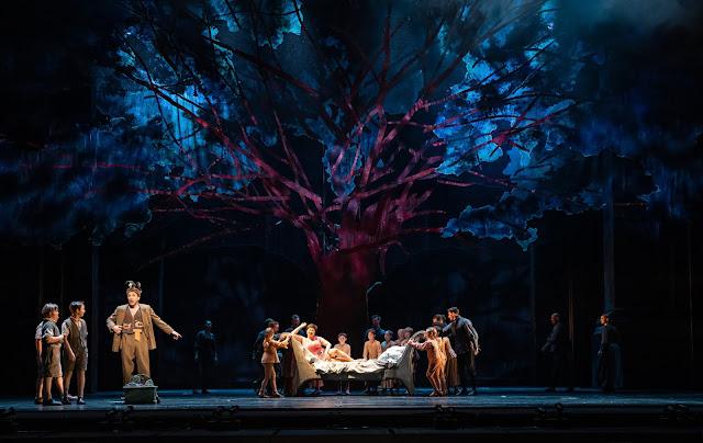 Die Zauberflöte, Royal Opera, 15 September 2021