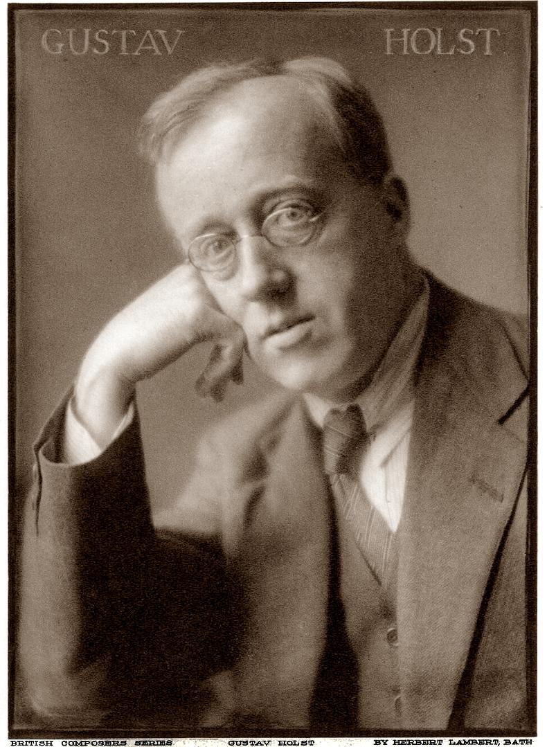 Gustav Holst and more, 2021