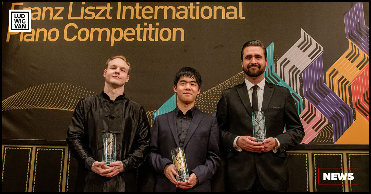 THE SCOOP   Canadian BecomesYoungest Ever WinnerOf European Piano Competition
