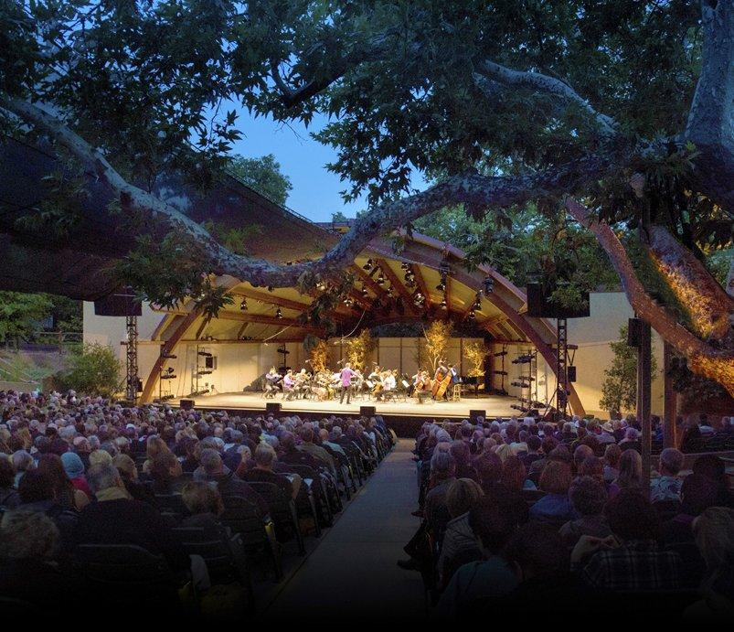 Ojai Music Festival – Friday Evening