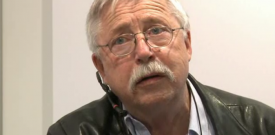 Chapeau - Wolf Biermann gibt Ovid-Preis an belarussische Oppositionelle weiter