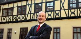 Philipp Adlung übernimmt Leitung der Meininger Museen