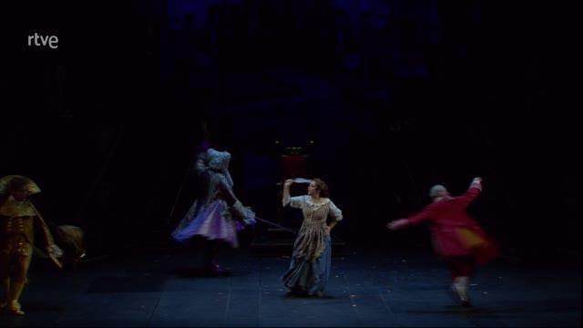 La Cenerentola, de Rossini, en el Teatro Real de Madrid