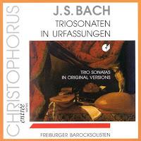 Bach: Trio Sonatas in Original Versions