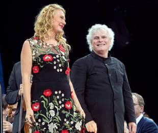 Simon Rattle: 'It's too costly and complicated to engage UK musicians in EU'