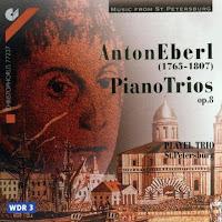 Eberl: Piano Trios Op. 8 (Playel-Trio St. Petersburg)