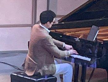 Ojai Music Festival  – Timo Andres in Recital