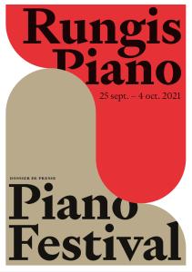 RUNGIS PIANO FESTIVAL : jusqu'au 4 oct 2021