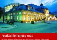 Français - Festival de Pâques de Baden-Baden 2022