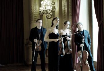 Le quatuor Terpsycordes, d'une fervente sobriété