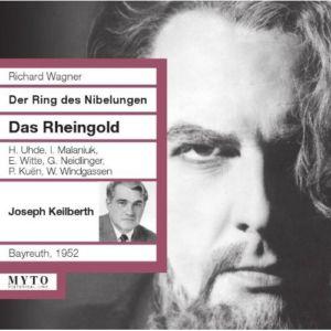 Wagner : Das Rheingold -Keilberth  Bayreuth 1952