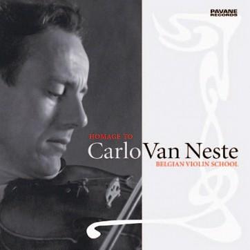 Hommage au violoniste belge Carlo Van Neste