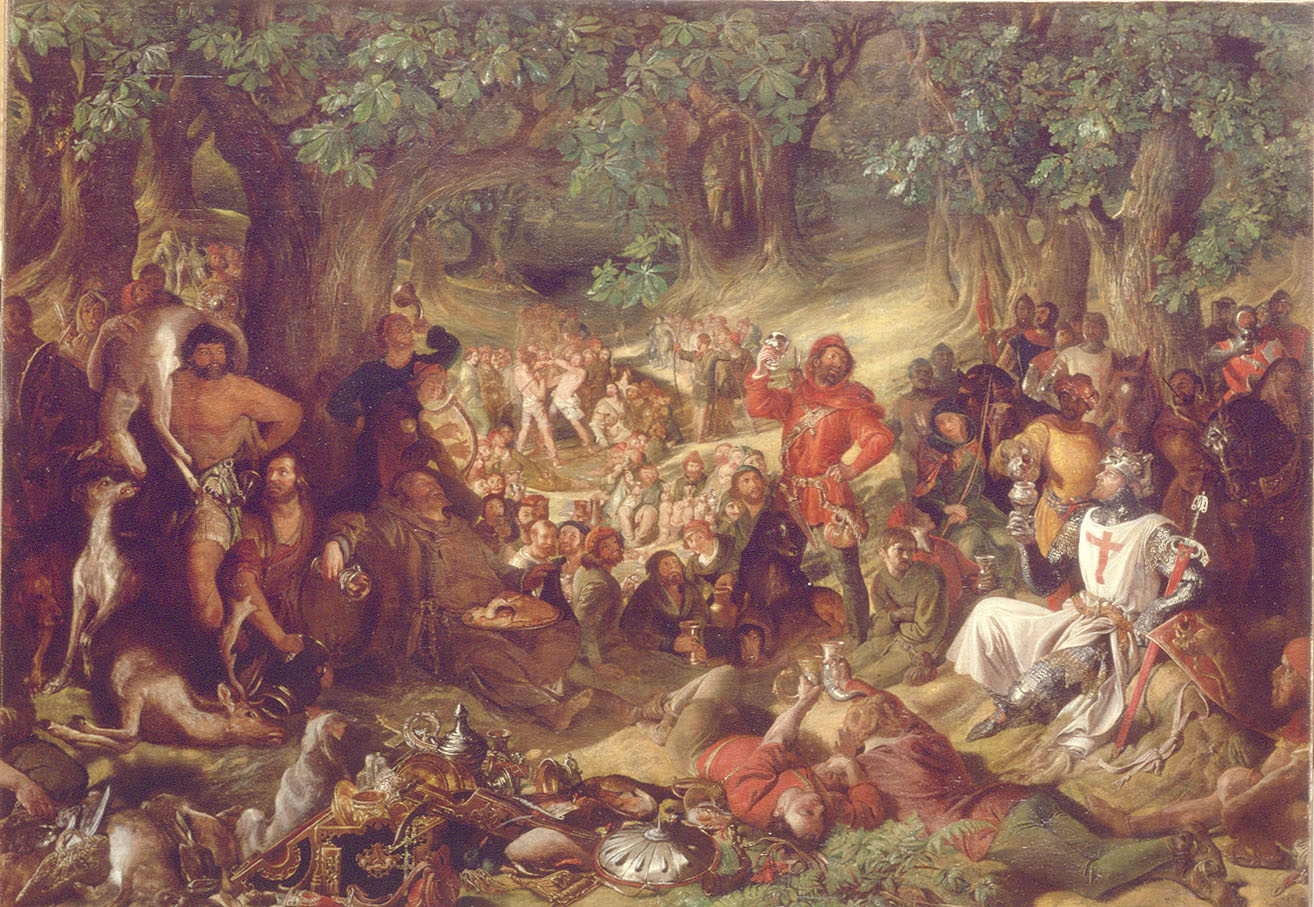 George MACFARREN –– Robin Hood – I : généalogie d'une injustice