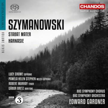 Suite du cycle Szymanowski par le BBC Symphony Orchestra et Edward Gardner