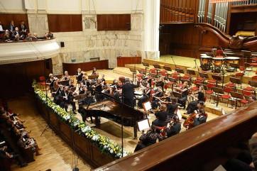 Le gala 2014 des ICMA à Varsovie