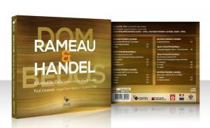 CD. Rameau, Handel : Concertos pour orgue, Pièces pour clavecin… (Zaïs, Paul Goussot, Paraty, 2013)