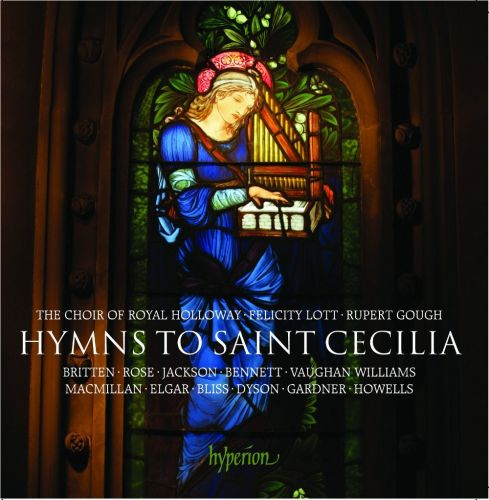 Die besondere CD: Hymns to St Cecilia