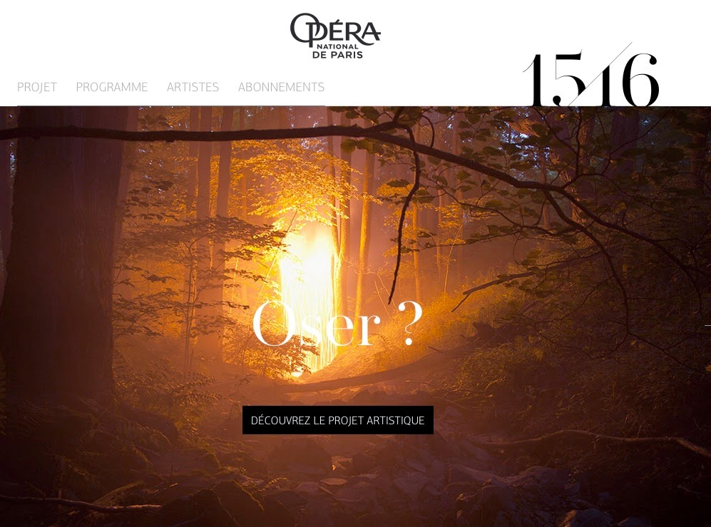 Renaissance of the Paris Opera?