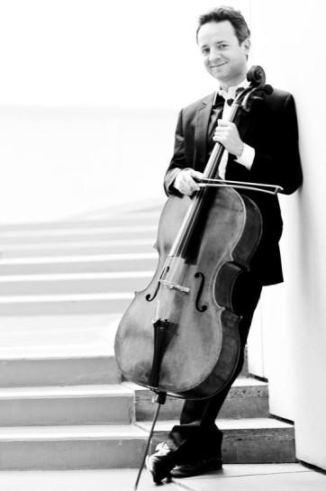 Musicales de Colmar : carte blanche à Marc Coppey