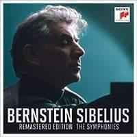 CD. Coffret événement, compte rendu critique. Sibelius : the Symphonies, remastered edition (Leonard Bernstein, 1960-1966, 7 cd Sony classical.