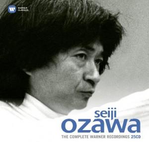 Seiji Ozawa : the complete Warner recordings (25 cd)