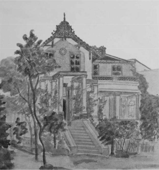 Lieux de vie et voyages de Dvořák 1873-1877 (8)