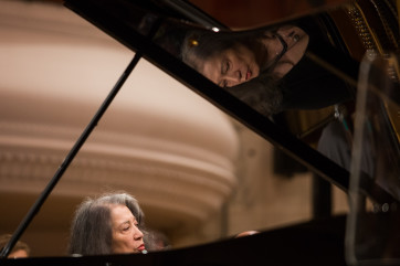 Nelson Goerner, Martha Argerich et Garrick Ohlson ouvrent le Concours Chopin