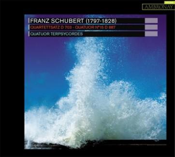 Le Quatuor Terpsycordes passionné dans Schubert