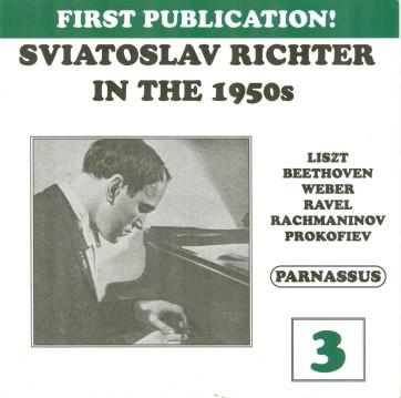 Le label Parnassus publie des enregistrements inédits de Richter