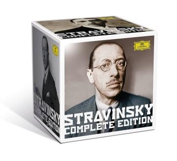 Une intégrale Stravinsky qui vise les sommets