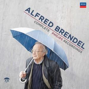 CD, coffret. Alfred Brendel, The complete Philips recordings (114 cd Decca)