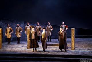 PHOTOS - Tosca at the Royal Opera House, 09.01.2016