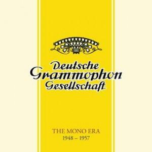 CD coffret, compte rendu critique. THE MONO ERA (51 cd édition limitée Deutsche Grammophon)