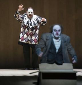 Compte rendu, opéra. Paris, Opéra Bastille. Le 11 avril 2016. Verdi : Rigoletto. Olga Peretyatko, Claus Guth.
