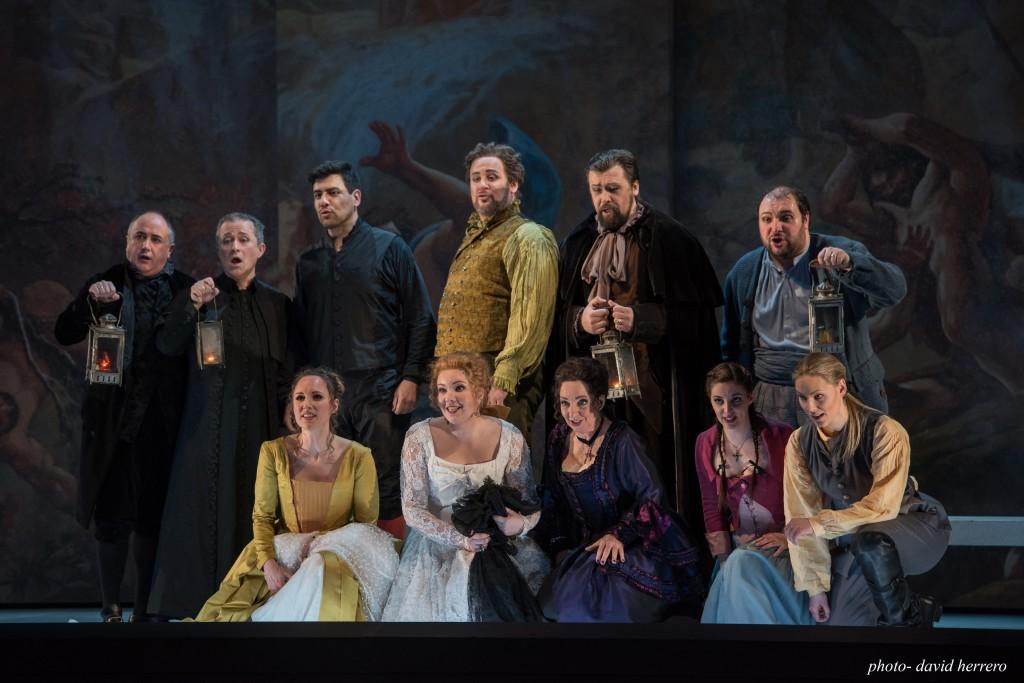 Compte-rendu, opéra. Toulouse, Capitole, le 17 avril 2016. Mozart : Les Nozze di Figaro. Attilio Cremonesi, direction. Marco Arturo Marelli, mise en scène.
