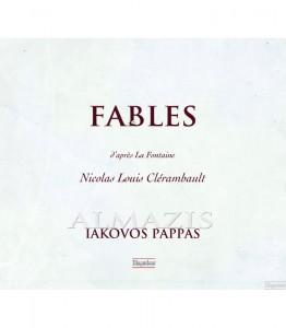 CD, critique compte-rendu. Clérambault : Fables de La Fontaine. Almazis, Yakovos Pappas (1 cd Maguelone)
