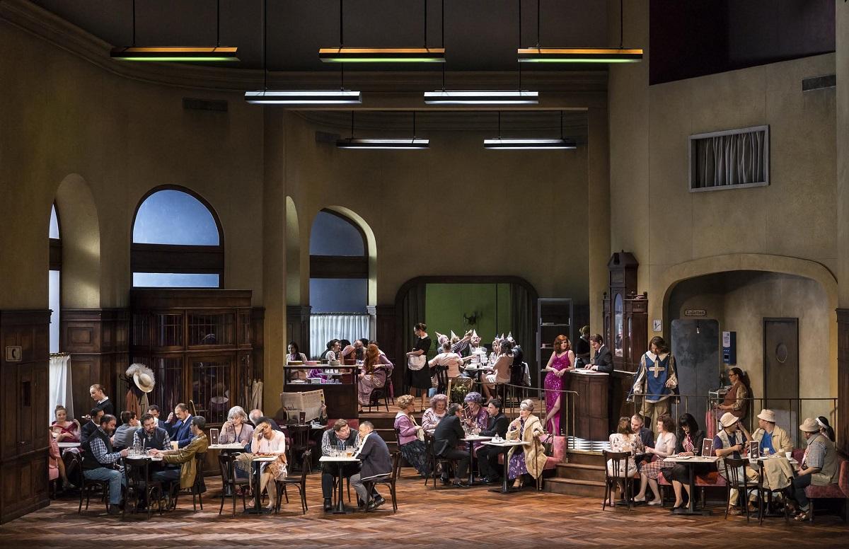 Défense d'aimer de Wagner et La Belle Meunière à l'Opéra National du Rhin