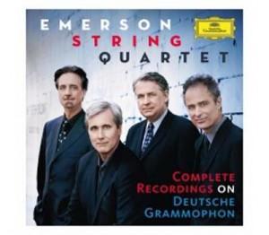 CD, coffret événement. EMERSON String Quartet / Quatuor Emerson : complete recordings on DG Deutsche Grammophon (52cd)