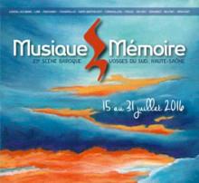 Les Cyclopes au Festival Musique et Mémoire 2016 (2ème Week end)