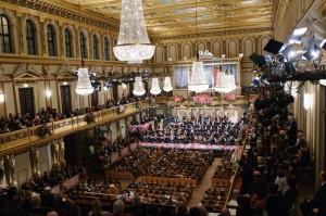 Concert du Nouvel An à Vienne 2017