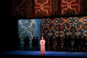 Compte rendu opéra. Toulouse, Théâtre du Capitole, les 29 janvier, 3 février 2017. Mozart: L'enlèvement au sérail ; Jane Archibald, KonstanzeTito Ceccherini / Tom Ryser.
